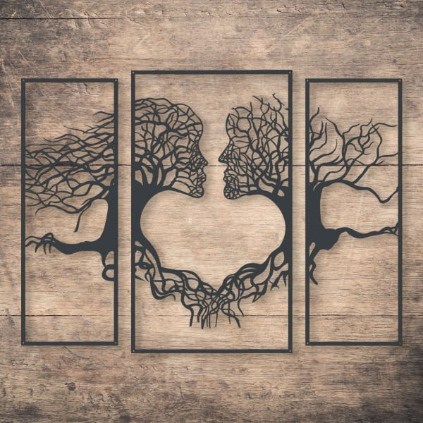 Tree Faces Love